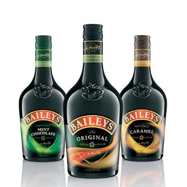 Baileys-flavors